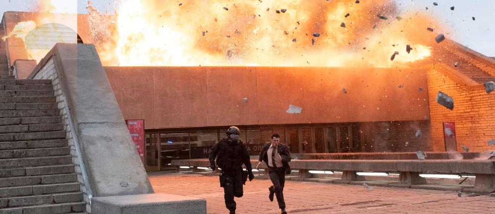 Avec Tenet, Christopher Nolan a un gros défi à relever. ©WARNER BROS.