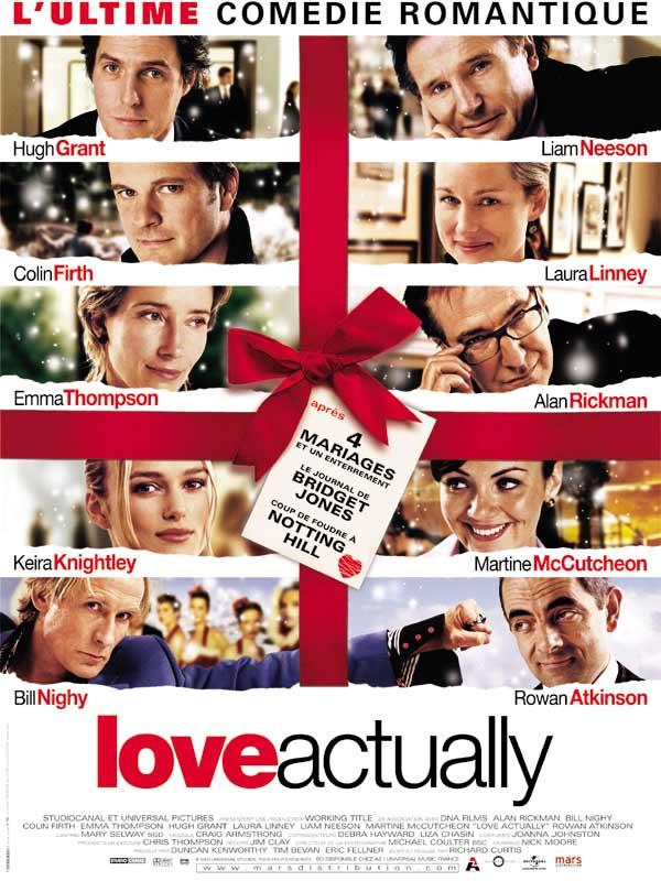 Affiche française du film Love Actually