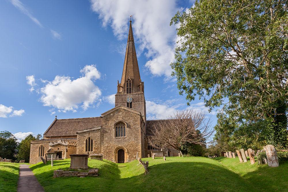 Eglise St Mary - Bampton