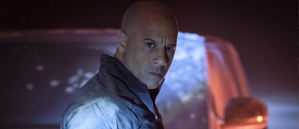 Le film Bloodshoot avec Vin Diesel