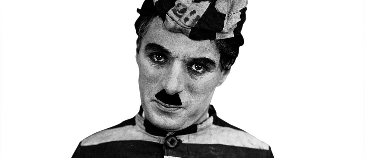 Charlie Chaplin dans Le Pèlerin (1923)