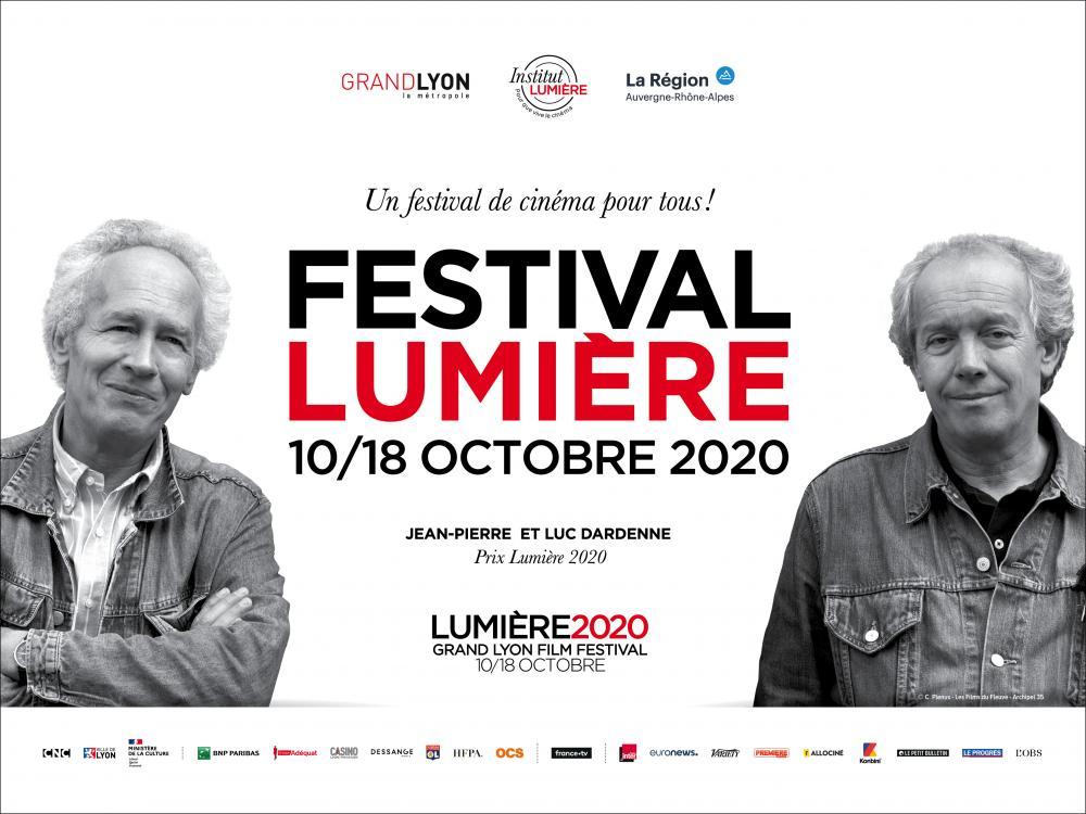 Affiche Festival Lumière