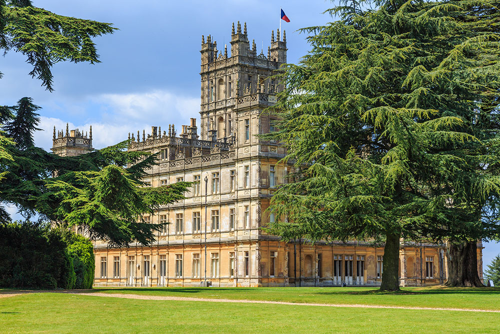 Highclere castel  ©Getty Images