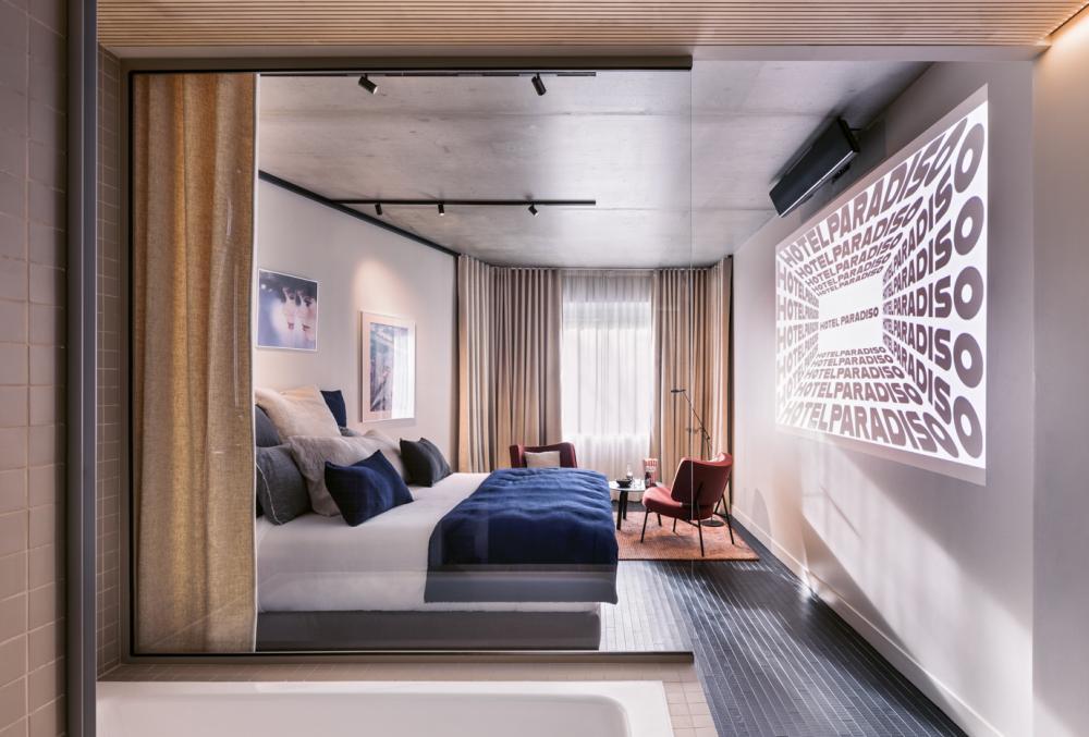 Hotel mk2 Paradiso