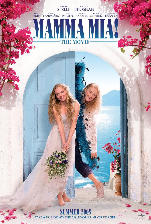 Affche du film Mamma Mia!