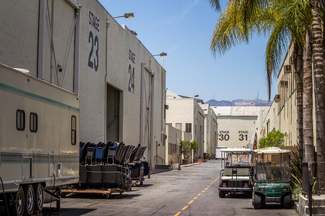 Paramount Pictures Studio © Getty Images