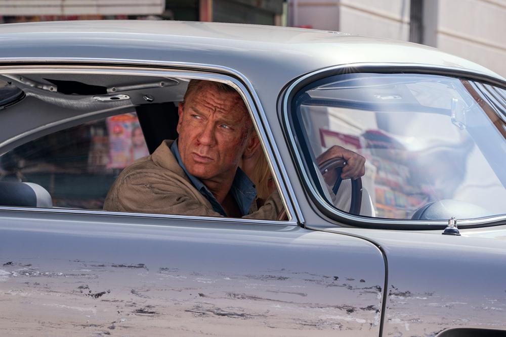 James Bond, Mourir peut attendre, sauveur du cinéma ? ©UNIVERSAL PICTURES FRANCE.