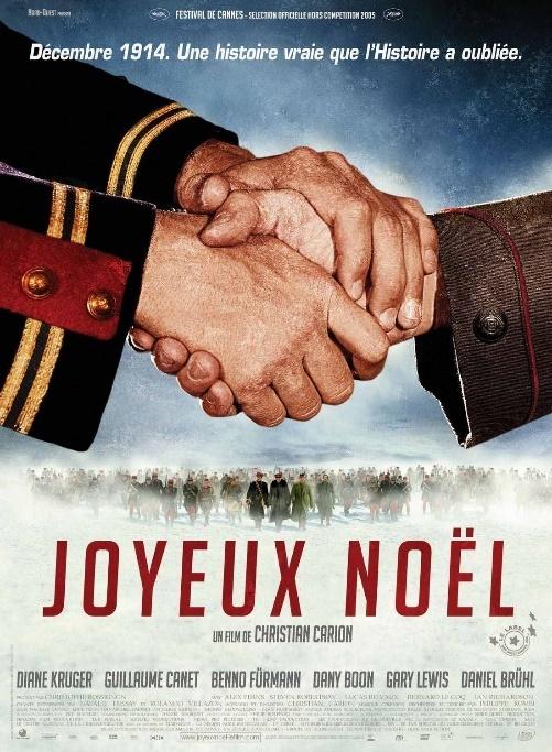 Affiche du film Joyeux Noël