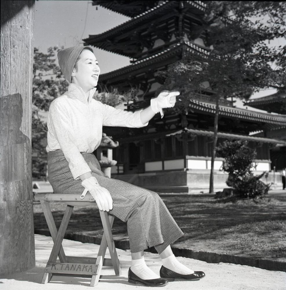 Kinuo Tanaka