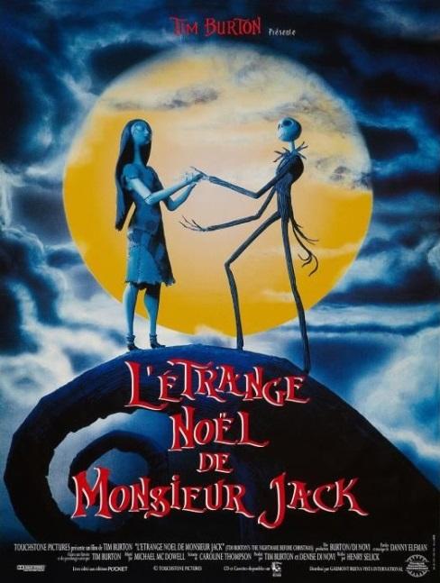 Affiche de L'étrange Noël de Monsieur Jack