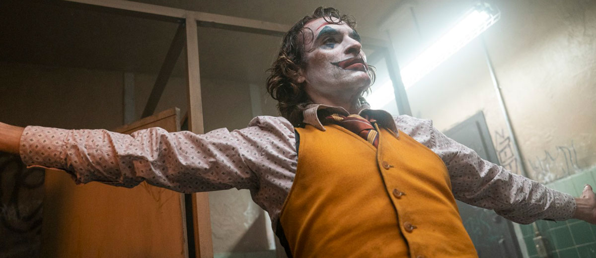 Joker, le film de Todd Phillips.
