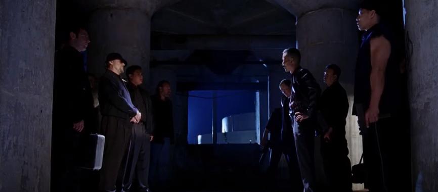 Les Infiltrés de Martin Scorsese (2006) © TFM Distribution